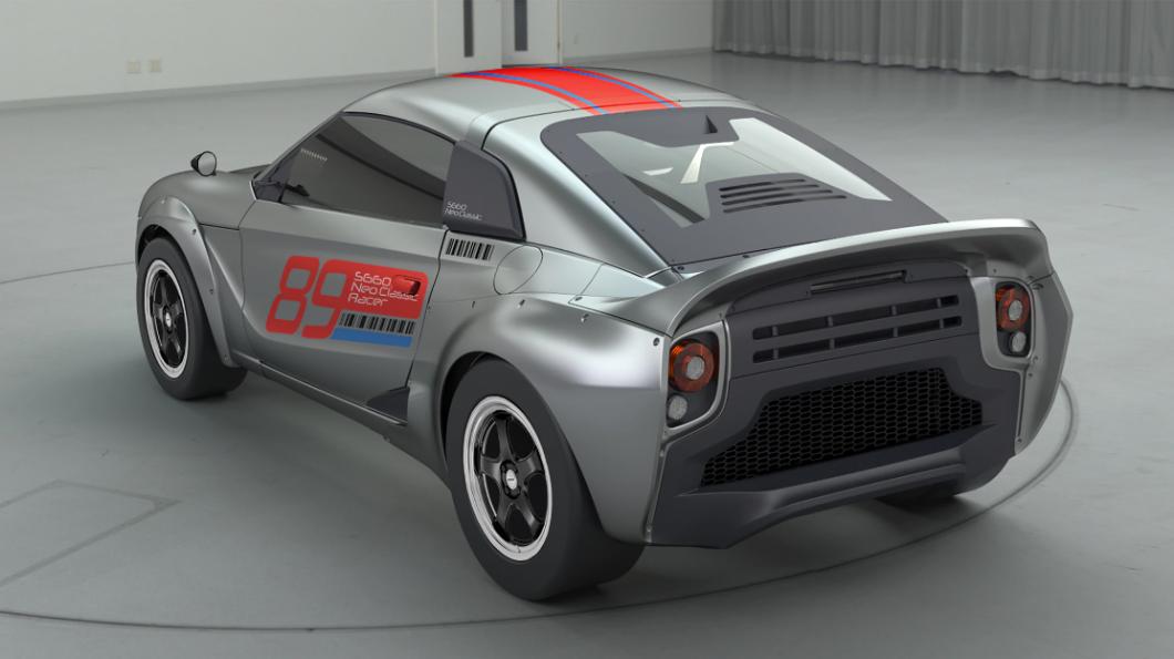TAS 2019 - Elemen retro kuasai model konsep Honda S660 Neo Classic Racer, Trip Van   Careta